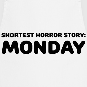 Shortest Horror Story: Monday T-Shirts - Kochschürze