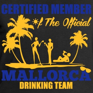 Certified member of the MALLORCA drinking team T-shirts - Sweatshirt herr från Stanley & Stella
