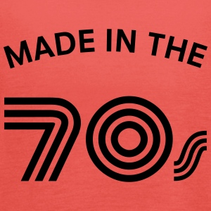 Made In The 70\'s Tee shirts - Débardeur Femme marque Bella