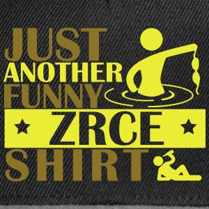 JUST ANOTHER FUNNY ZRCE SHIRT Camisetas - Gorra Snapback