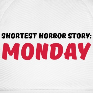 Shortest Horror Story: Monday T-Shirts - Baseballkappe