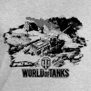 World of Tanks Champ de bataille camaïeu Homme te - Sweat-shirt Homme Stanley & Stella
