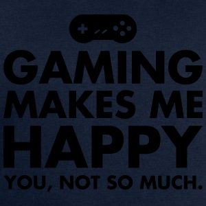 Gaming Makes Me Happy - You, Not So Much. Koszulki - Bluza męska Stanley & Stella