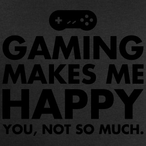 Gaming Makes Me Happy - You, Not So Much. T-shirts - Sweatshirt herr från Stanley & Stella
