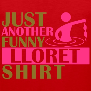 JUST ANOTHER FUNNY LLORET SHIRT Tee shirts - Débardeur Premium Homme
