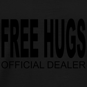 Free hugs - Official Dealer Autres - T-shirt Premium Homme