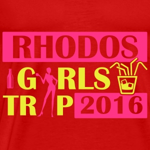 RHODES GIRLS TRIP 2016 Tops - Men's Premium T-Shirt