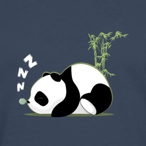 Sleeping panda - Men's Premium Longsleeve Shirt