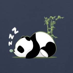 Sleeping panda - Men's Premium Tank Top