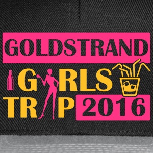 GOLDSTRAND GIRLS TRIP 2016 T-Shirts - Snapback Cap