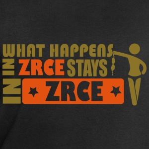 WHAT HAPPENS IN ZRCE STAYS IN ZRCE T-shirts - Sweatshirt herr från Stanley & Stella