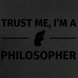 Trust me I'm a Philosopher T-Shirts - Men's Sweatshirt by Stanley & Stella