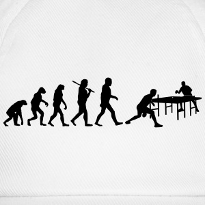 Evolution of Tischtennis - Baseballkappe