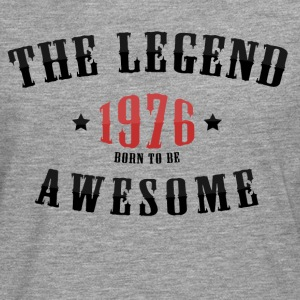 Tee shirt Limited Edition née en 1976 Tee shirts - T-shirt manches longues Premium Homme