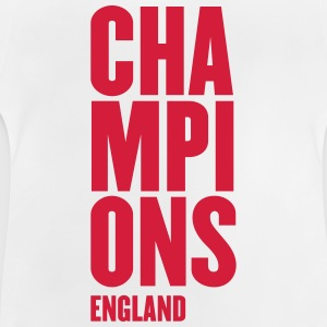 England Champions  - Baby T-Shirt