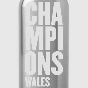 Wales Champions  - Water Bottle