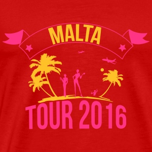 MALTA tour 2016 Sports wear - Men's Premium T-Shirt