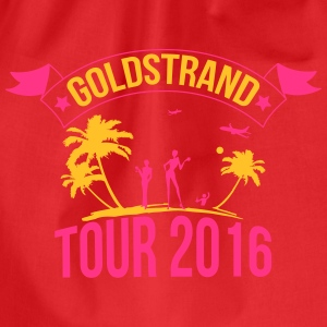 Golden Sands tour 2016 Tops - Gymtas