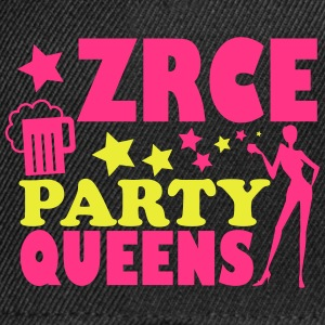 ZRCE PARTY QUEENS Tops - Gorra Snapback