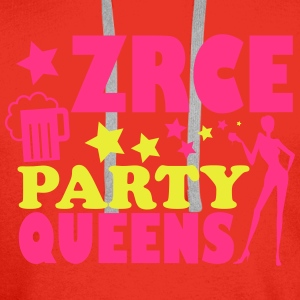 ZRCE PARTY QUEENS Toppar - Premiumluvtröja herr