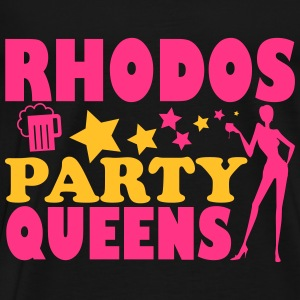 RHODES PARTY QUEENS Tops - Men's Premium T-Shirt