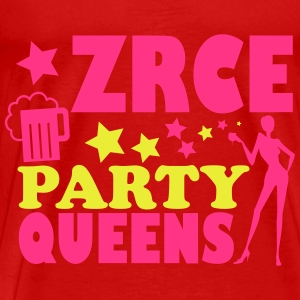ZRCE PARTY QUEENS Tops - Mannen Premium T-shirt