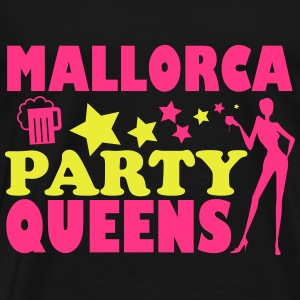 MALLORCA PARTY QUEENS Tops - Men's Premium T-Shirt