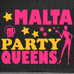 MALTA PARTY QUEENS Tops - Snapback Cap