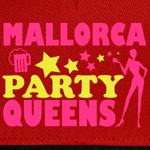 MALLORCA PARTY QUEENS T-shirts - Snapback cap
