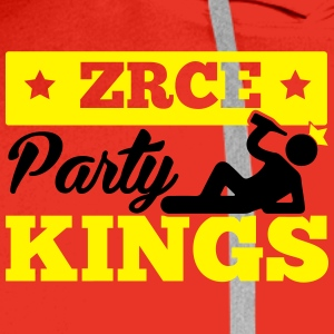 ZRCE PARTY KINGS T-shirts - Premiumluvtröja herr