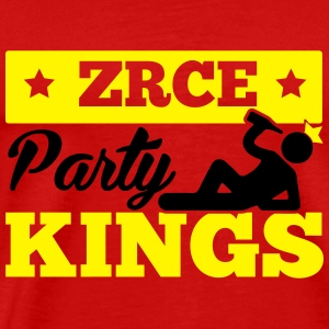 ZRCE PARTY KINGS Sports wear - Men's Premium T-Shirt