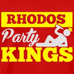RHODOS PARTY KINGS Sports wear - Men's Premium T-Shirt