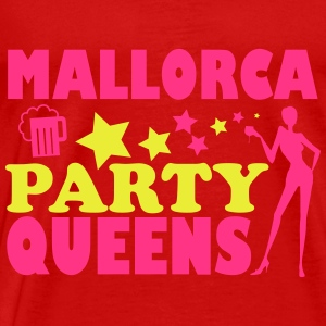 MALLORCA PARTY QUEENS Tops - Männer Premium T-Shirt