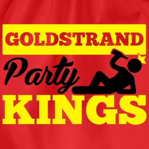 GOLDSTRAND PARTY KINGS T-shirts - Gymtas