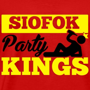 SIOFOK PARTY KINGS Sports wear - Men's Premium T-Shirt