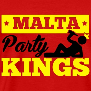 MALTA PARTY KINGS Sports wear - Men's Premium T-Shirt