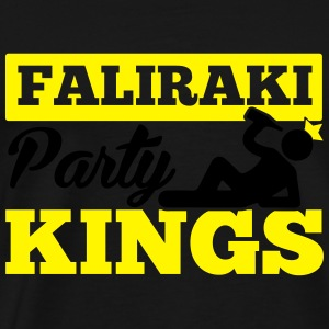 FALIRAKI PARTY KINGS Sports wear - Men's Premium T-Shirt