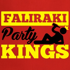 FALIRAKI PARTY KINGS Urheiluvaatetus - Esiliina