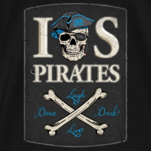 IOS Pirates, Hoodie Men - Männer Premium T-Shirt