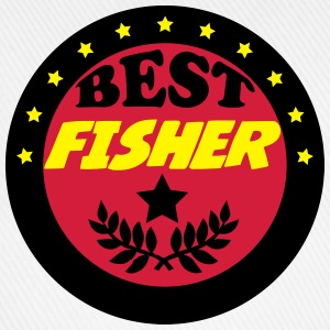 Best fisher Camisetas - Gorra béisbol