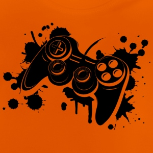 Gamepad Graffiti Shirts - Baby T-Shirt