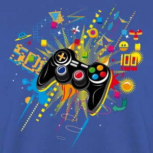 Gamepad Video Games Shirts - Men's Sweatshirt