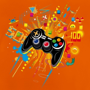 Gamepad Video Games Tee shirts - T-shirt Bébé