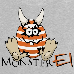 Oster Monster-Ei T-Shirts - Baby T-Shirt
