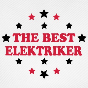 The best elektriker Camisetas - Gorra béisbol
