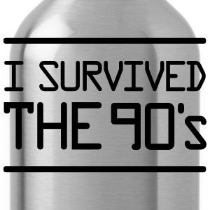 I Survived the 90´s Koszulki - Bidon