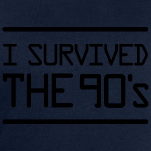 I Survived the 90´s T-Shirts - Men's Sweatshirt by Stanley & Stella