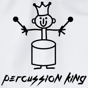 Percussion King Sports wear - Drawstring Bag