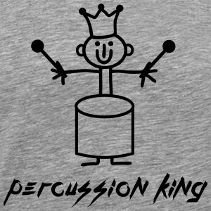 Percussion King Sports wear - Men's Premium T-Shirt