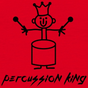 Percussion King Bags & Backpacks - Men's T-Shirt
